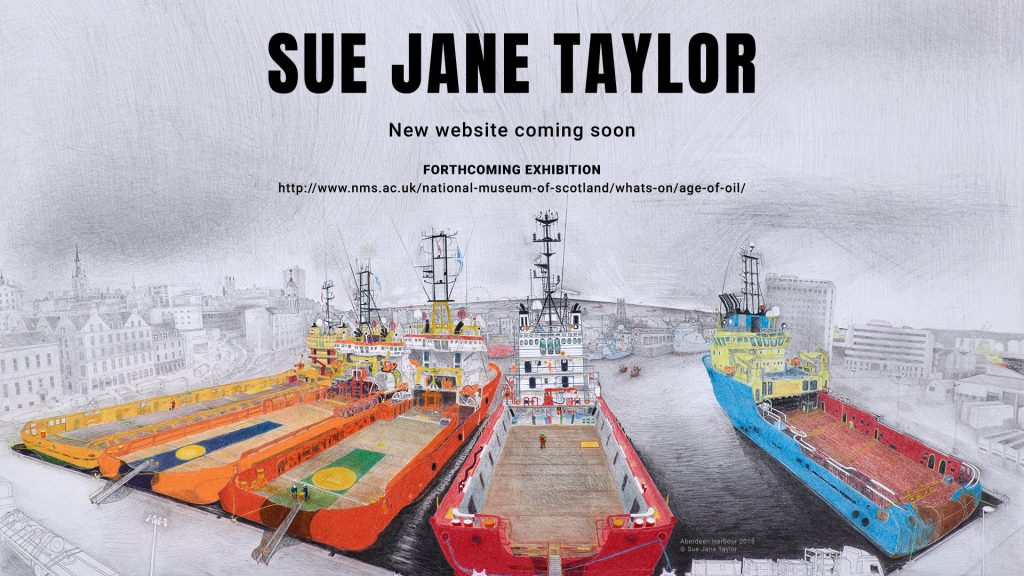 Sue Jane Taylor new website coming soon