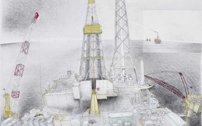 Age of Oil: Final Farewell to Brent Delta Platform